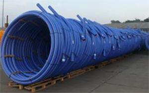 Трубы напорные для сетей холодного во